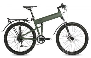 affordable Folding Mountain Bike
