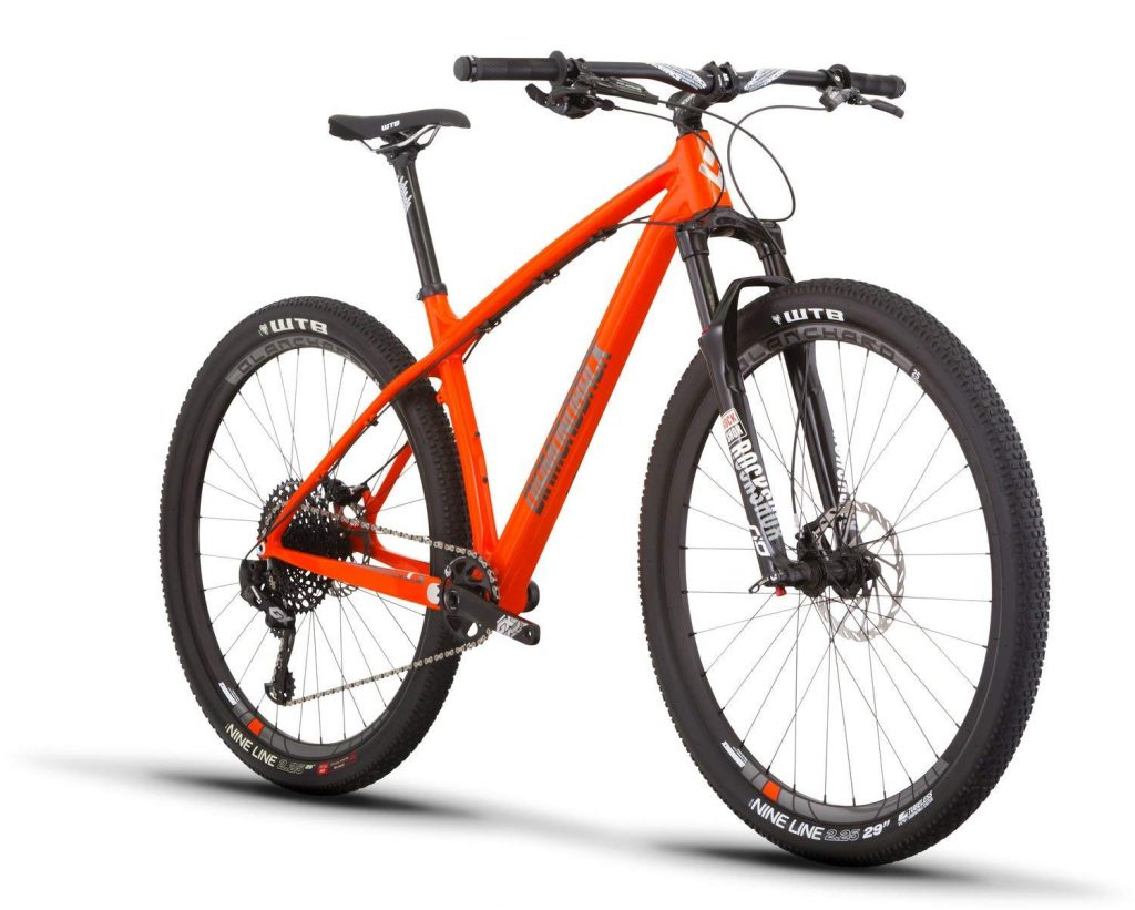 Diamondback carbon fiber mountain bike
