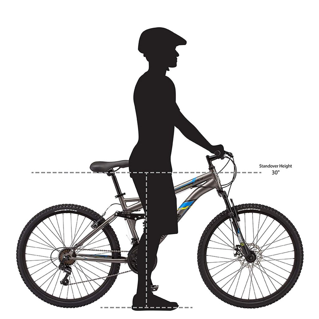 26 mountain bike specification