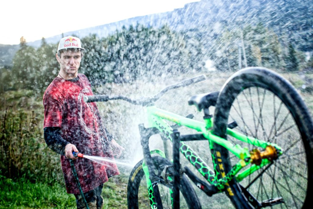 Bike washing tips