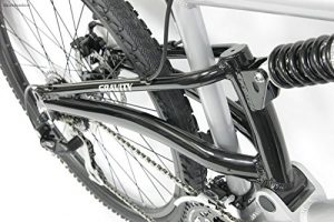 dual supension mountain bike