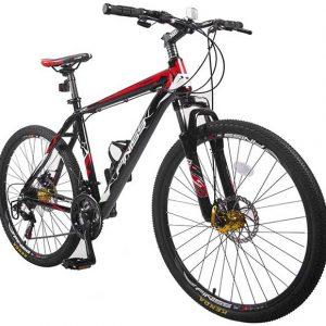 merax finiss 26 inch mountain bike feat