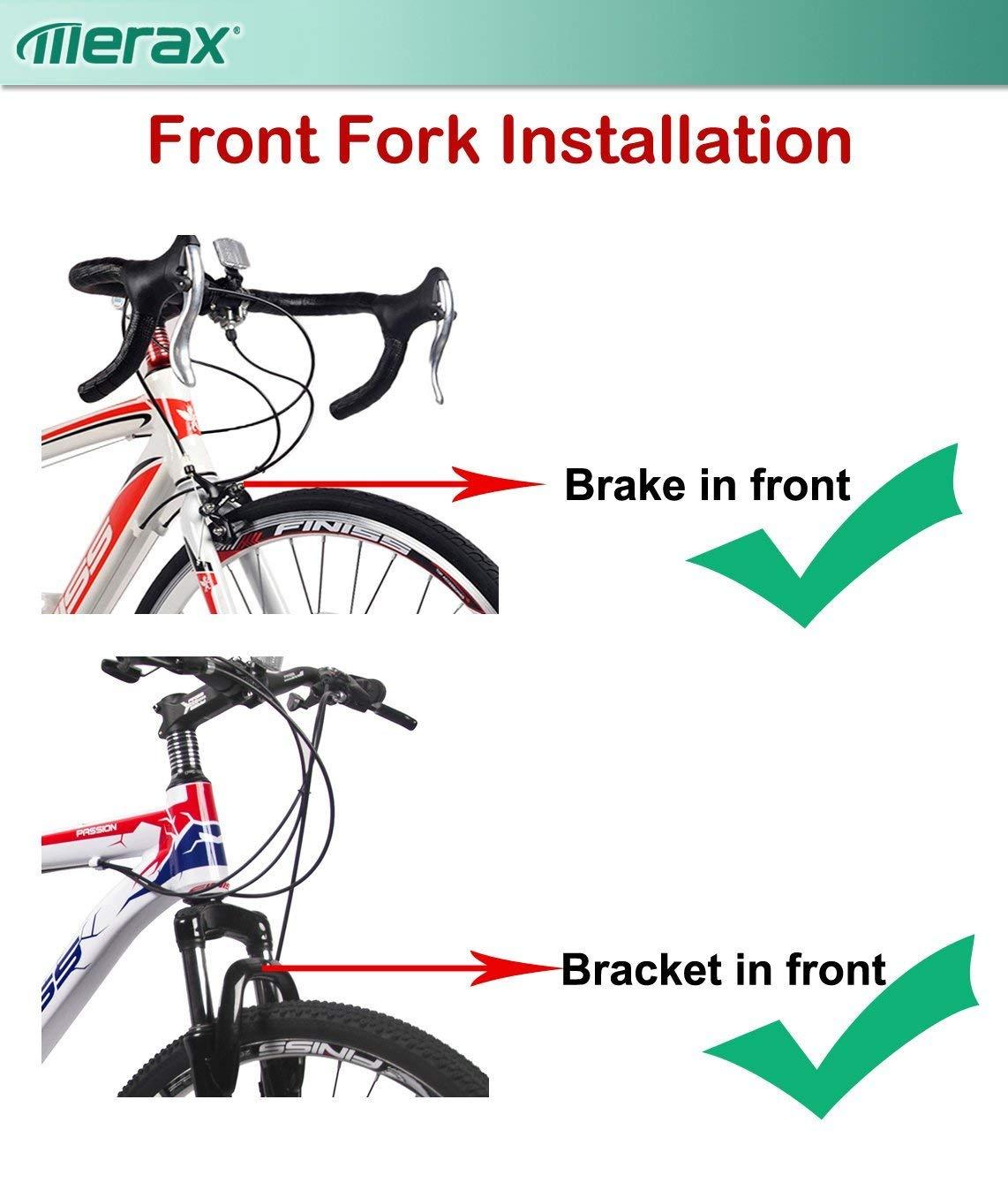 merax finiss fork installation