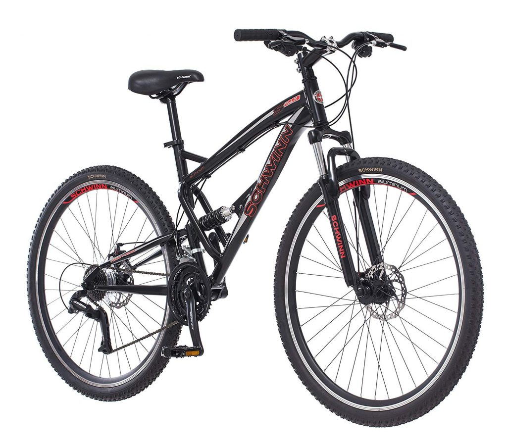 schwinn 29 mountain bike