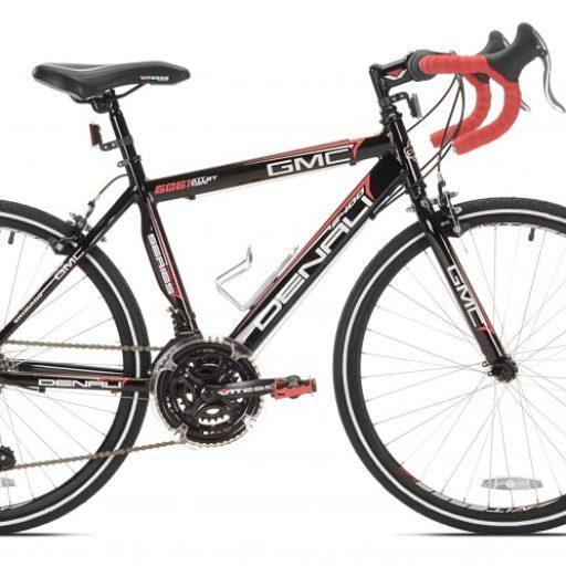 GMC denali bike controling