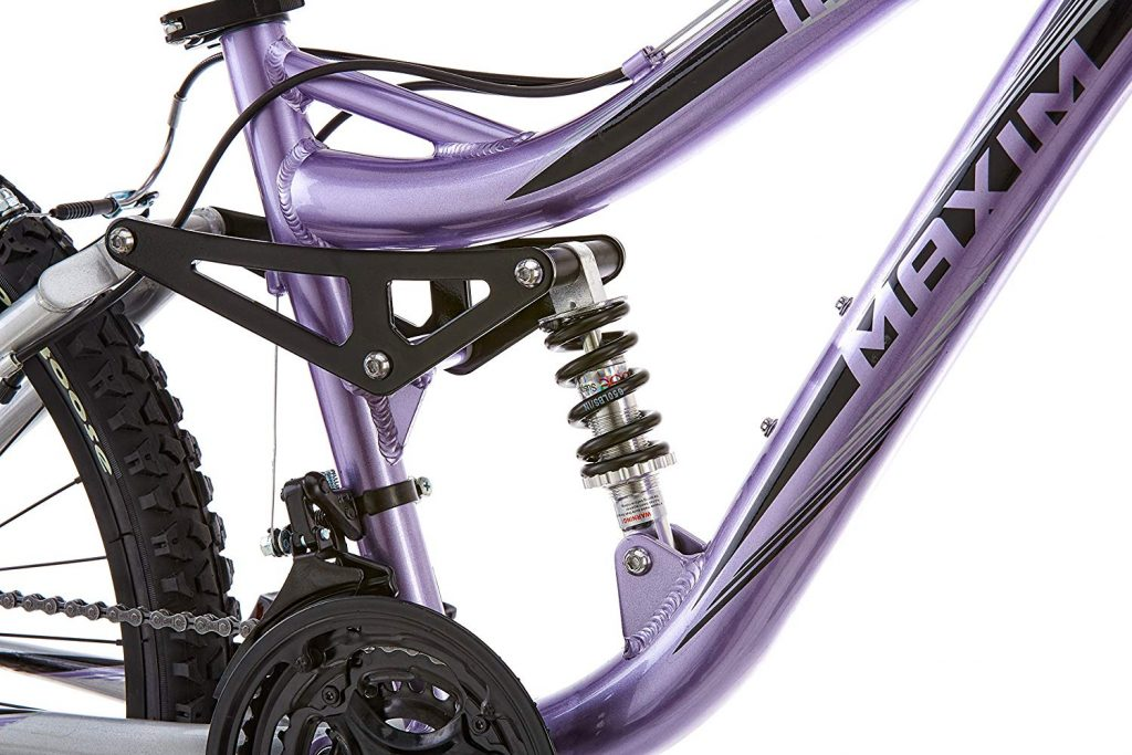Mongoose R3577 frame suspension