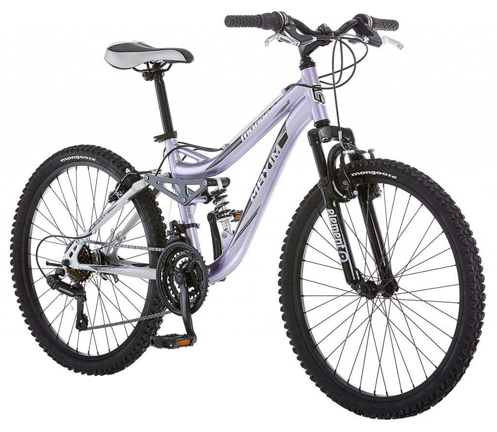 Mongoose Girls Mountain Bike