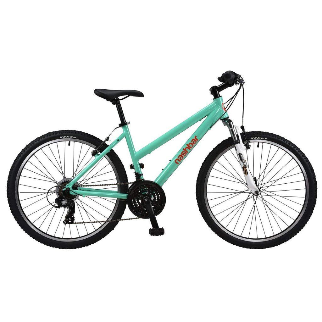 women mountain bike
