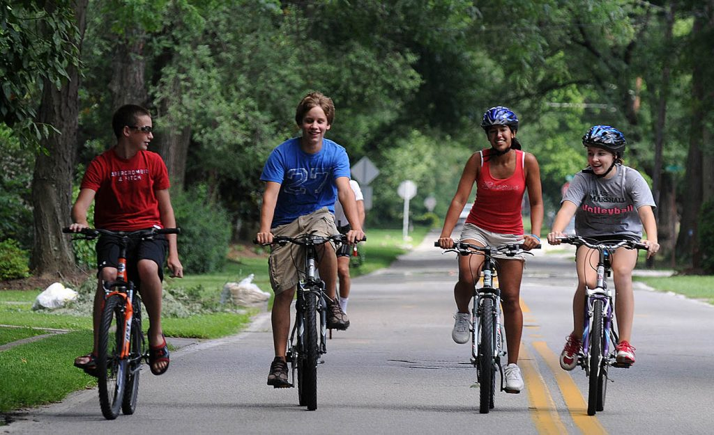bike riding health benefits