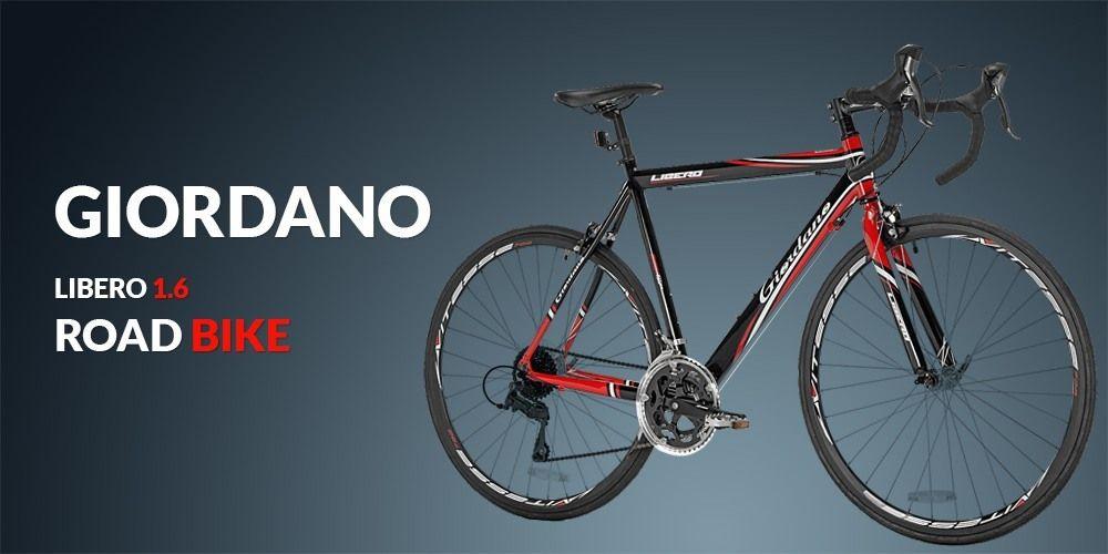 Giordano libero 1.6 road bike