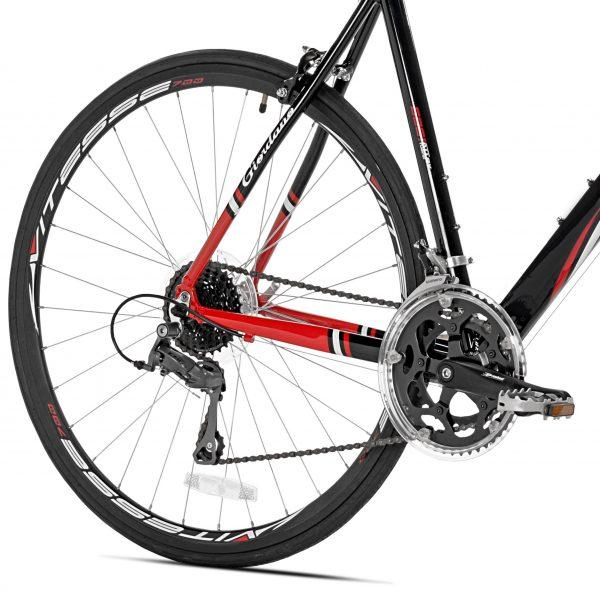 Giordano libero 1.6 road bike speces