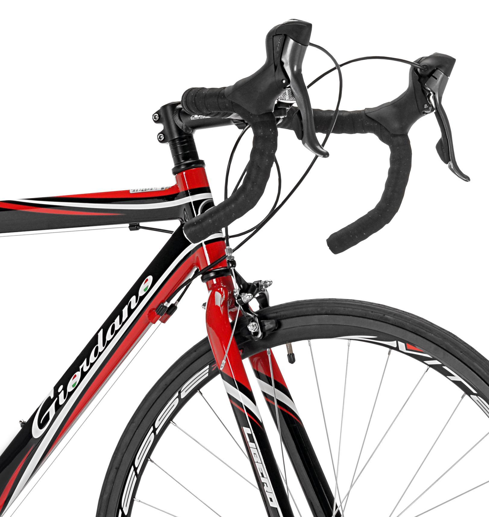 Giordano libero 1.6 road bike rebiew