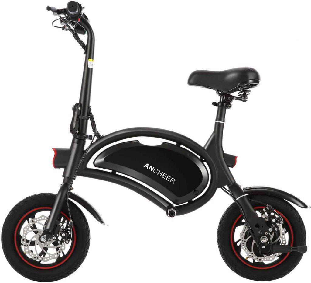 cheap folding electric bike