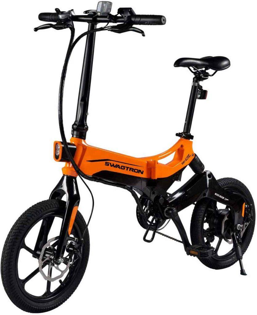 EB7 Elite Plus Folding Electric Bike