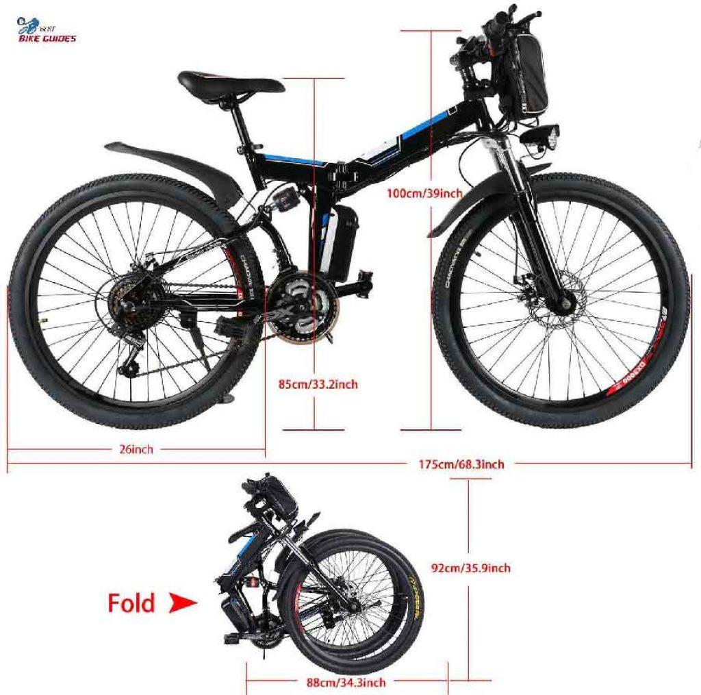 best folding electric bike feature image