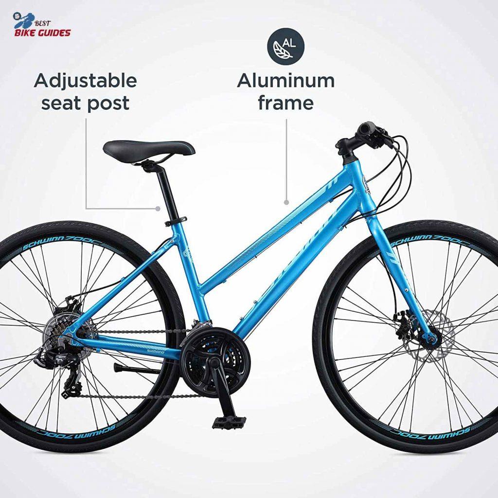 Schwinn Volare Adult Hybrid Road Bike,