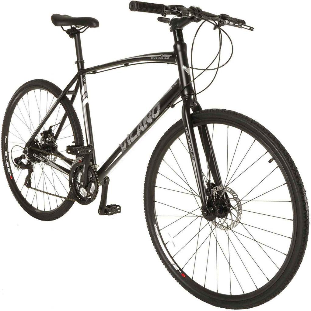Vilano Diverse 3.0 hybrid road bike