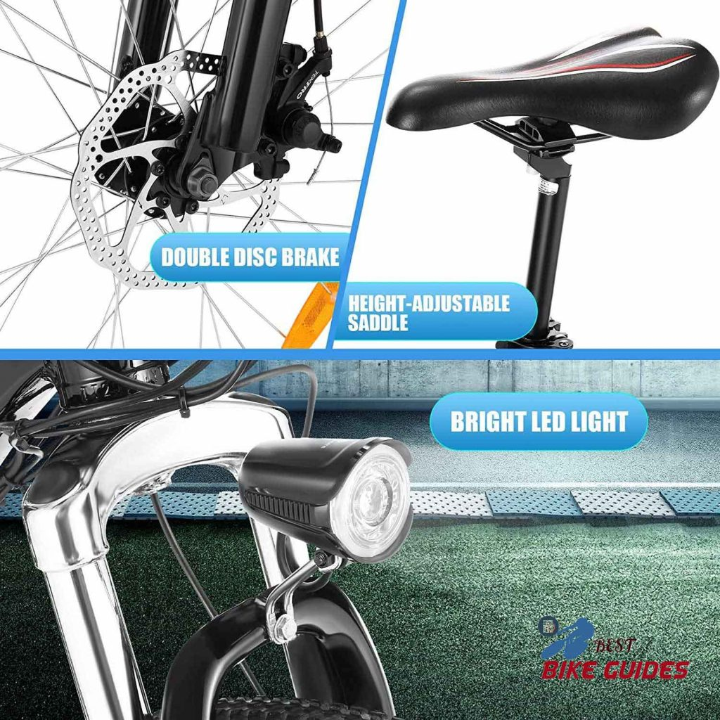 ancheer electric bike component