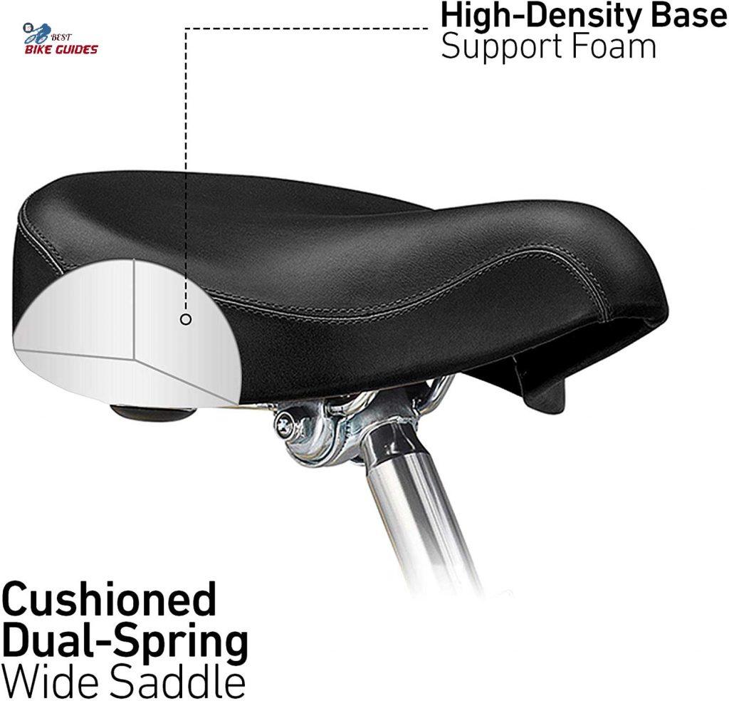 sixthreezero evryjourney women's hybrid bike seat post