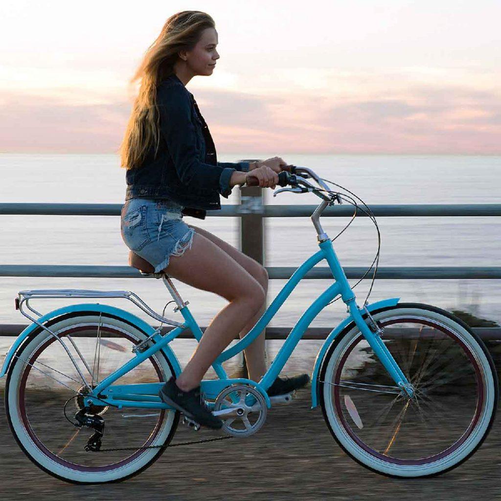 best hybrid women bike