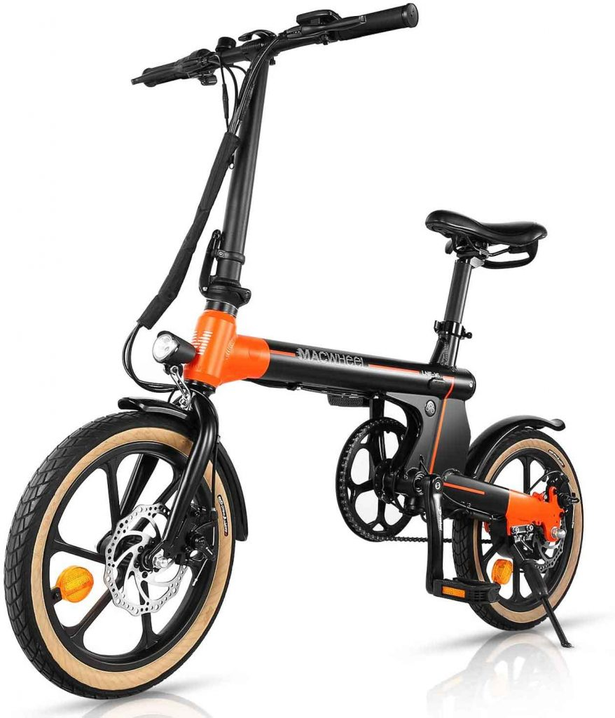 Macwheel Electric Bike
