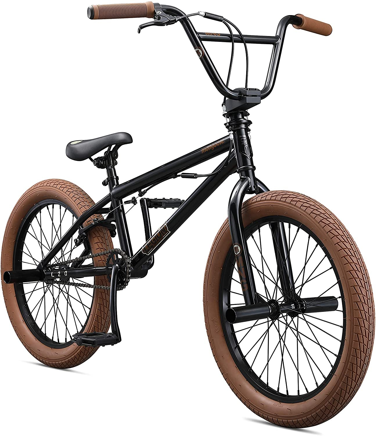 The Mongoose Legion L20 BMX Bike for Reliable Ride| All Terrain Bicycle | Review 2021