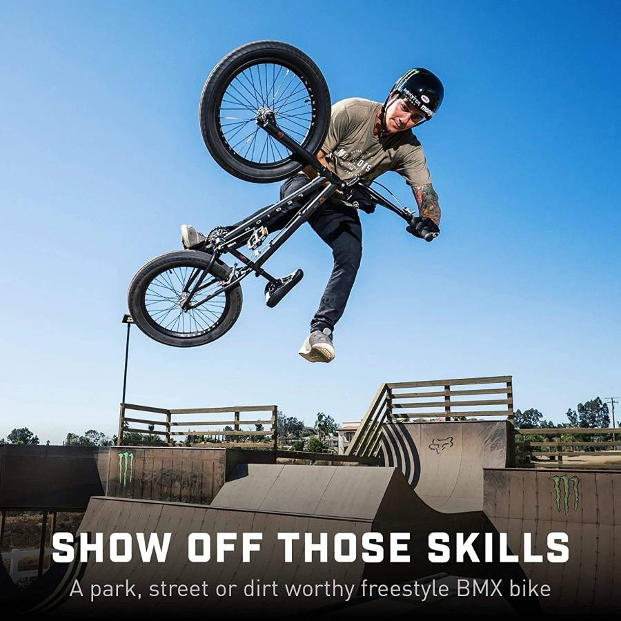 The Mongoose Legion L100 BMX for Reliable Ride | Stunt or Flying For All | Review 2021