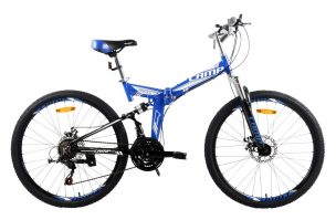 foldable mountain bike