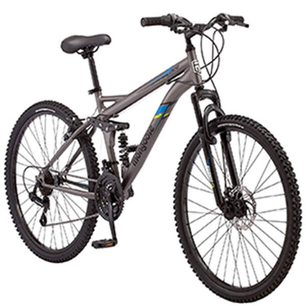 Mongoose 21 Speed Bike That Less Your Extra Pedal | 30+ KMH | Free Shipping