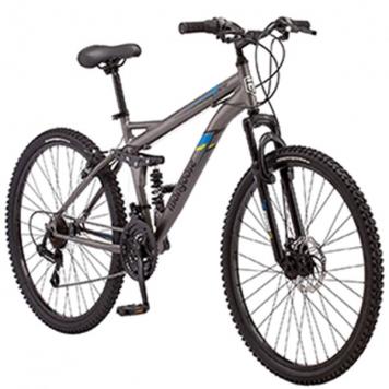 mongoose cache 26 mountain bike