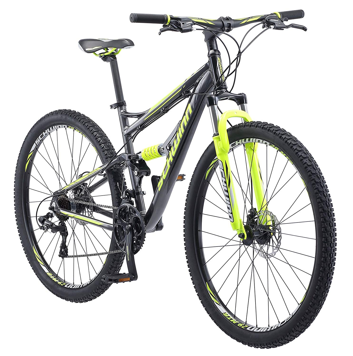 Traxion 29 inch Wheels Schwinn mountain bike Review