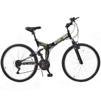 folding mountain bike