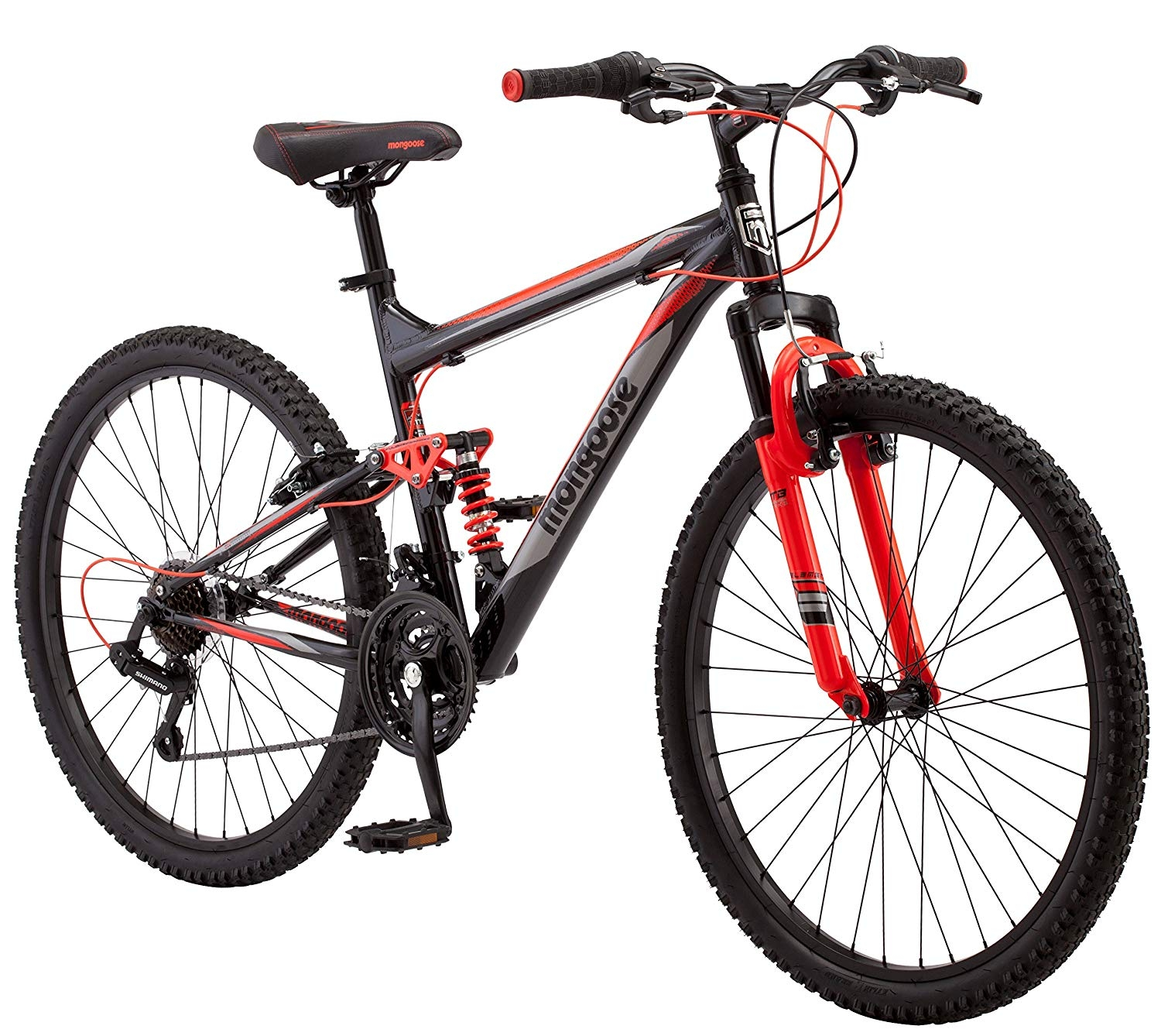 Mongoose Mountain Bike Status 2.2 for men 26 inch Review
