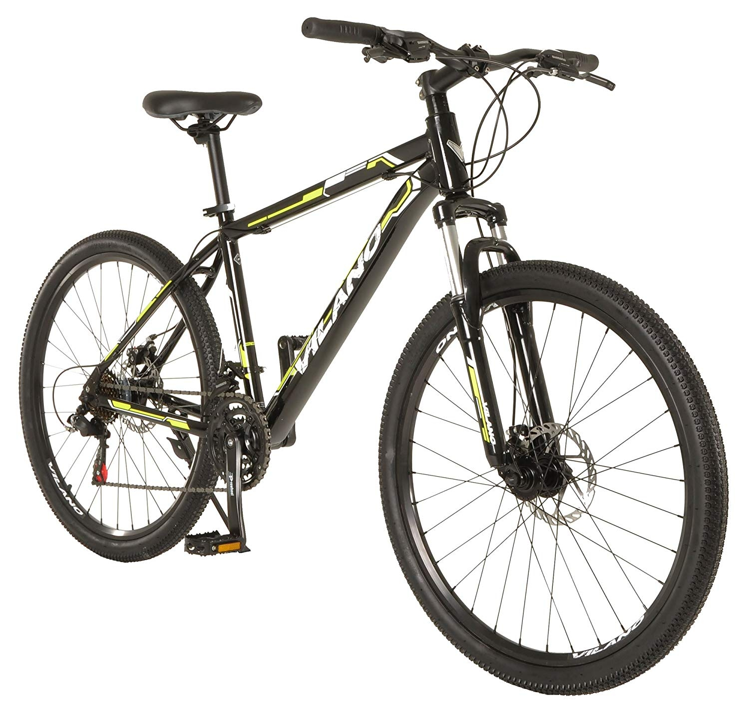 Vilano Mountain Bike Ridge 1.0 MTB 21 Speed Review